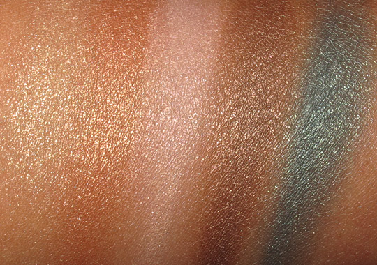 smashbox holiday 2011 swatches (10)