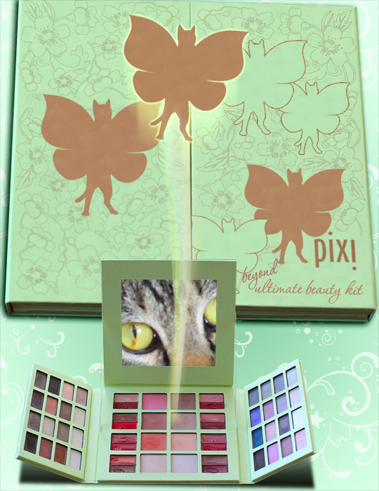 Tabs for Pixi Beyond Ultimate Beauty Kit