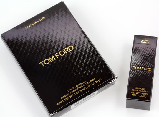 tom ford beauty boxes