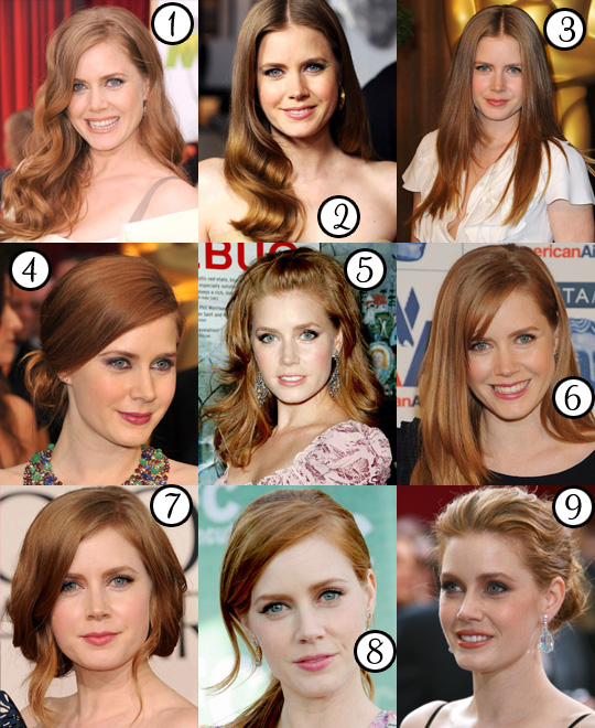 Amy Adams: Her Best Hair