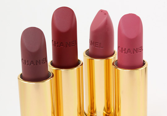 chanel rouge allure velvet luminous matte lip colour (3)