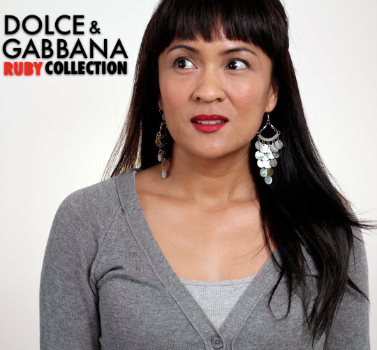 dolce & gabbana ruby collection lipsticks (5)