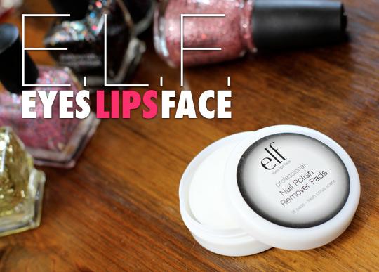 elf nail polish remover pads (1)