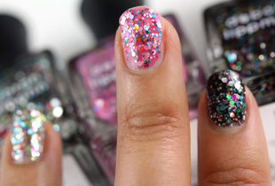Deborah Lippmann Holiday 2011 Collection