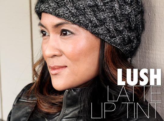 lush latte lip tint (4)
