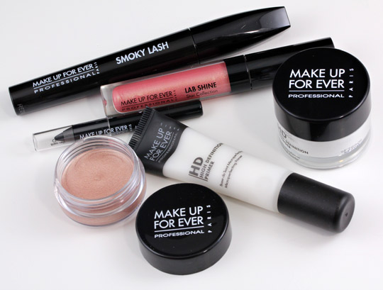 make up for ever wild & chic (2)
