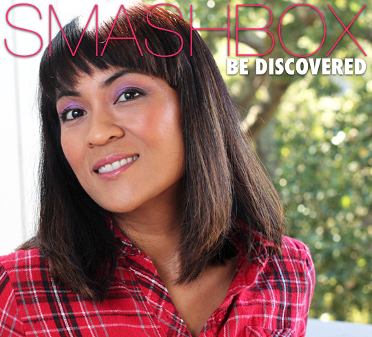smashbox be discovered for holiday 2011