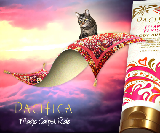 Tabs for Pacifica Magic Carpet