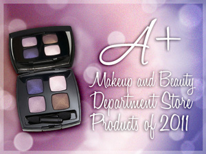 A+ department store makeup and beauty of 2011