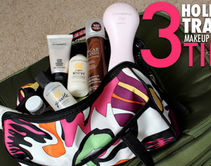 3 Holiday Packing Tips