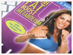 Jillian Michaels Banish Fat Boost Metabolism DVD