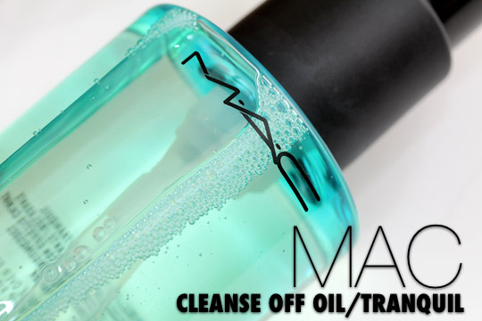 mac cleanse off oil tranquil review (1)
