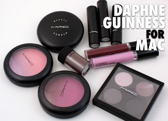 mac daphne guinness for mac