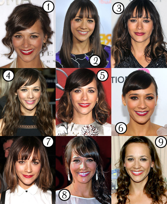 Rashida Jones: Her Best Hair?