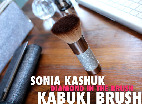 Sonia Kashuk Diamond in the Brush Kabuki Brush (3)