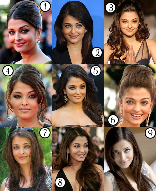 Aishwarya Rai: Her Best Hair?