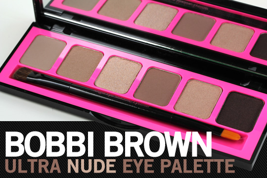Bobbi Brown Ultra Nude Eye Palette