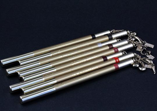 dolce & gabbana charm pencil collection (4)