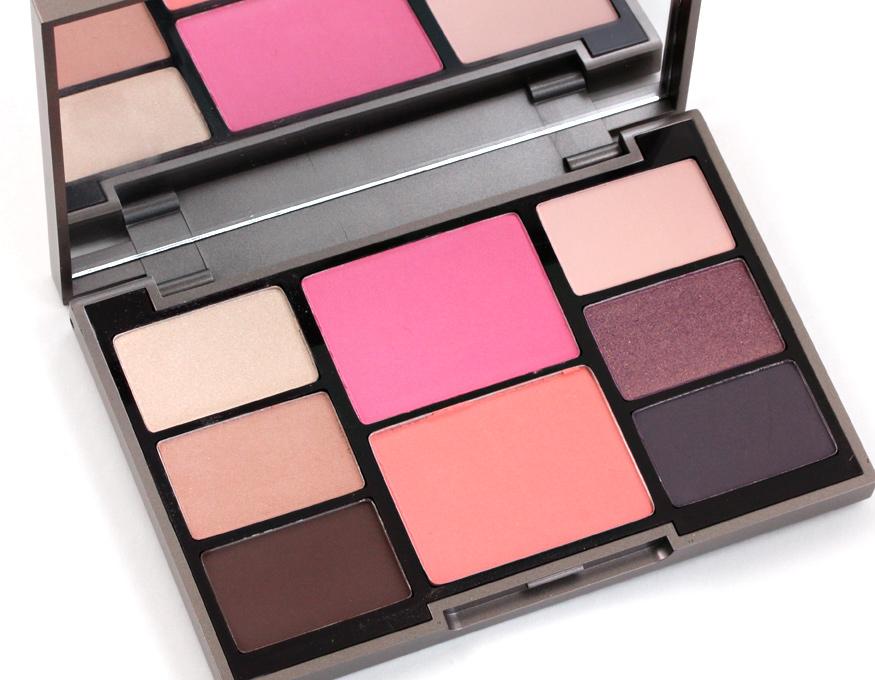 Laura Mercier Lingerie Collection Eye Cheek Palette Makeup And