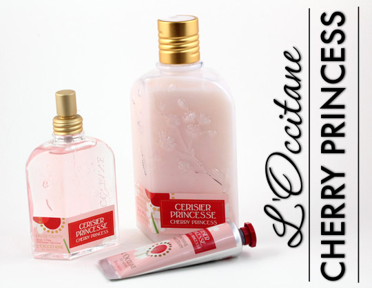 L'Occitane Cherry Princess