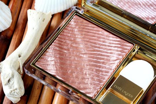 estee lauder bronze goddess capri shimmering sands