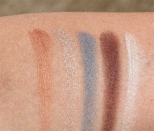 estee lauder bronze sands swatch