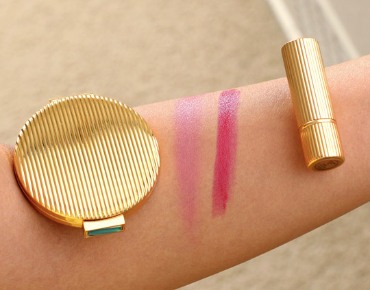 estee lauder mad men collection swatches
