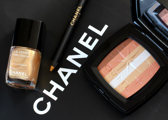 las vegas de chanel collection