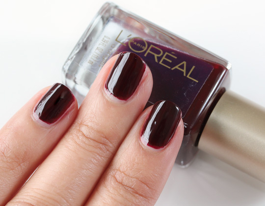 loreal haute couture red 470