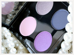 MAC Eye Shadow X4 Quad in Shop & Drop
