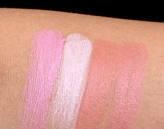 mac too supreme swatches