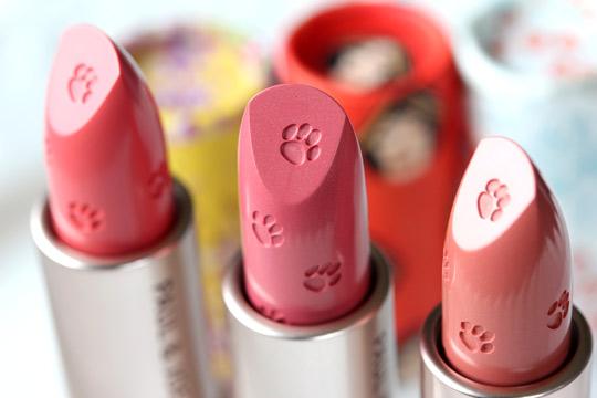 paul & joe collection sparkles lipstick c