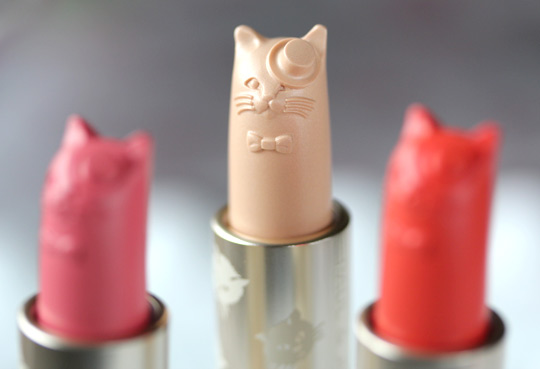 paul & joe kitten collection blusher stick glamour puss