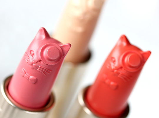 paul & joe kitten collection blusher stick minou