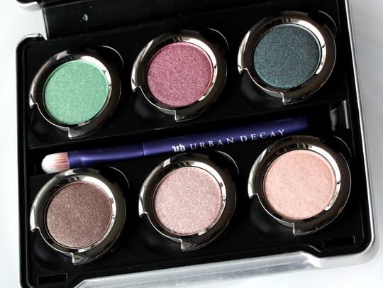 urban decay kush midnight cowgirl boxes