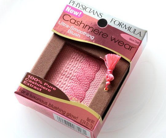 Physicians Formula Cashmere Wear Ultra Smoothing Blush 1