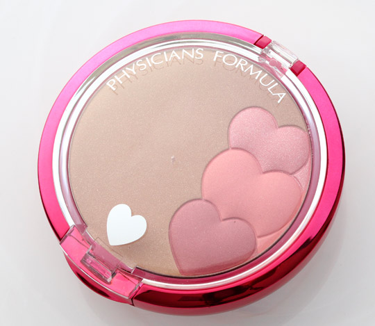Physicians Formula Happy Booster Glow Mood Boosting Bronzer Blush 4