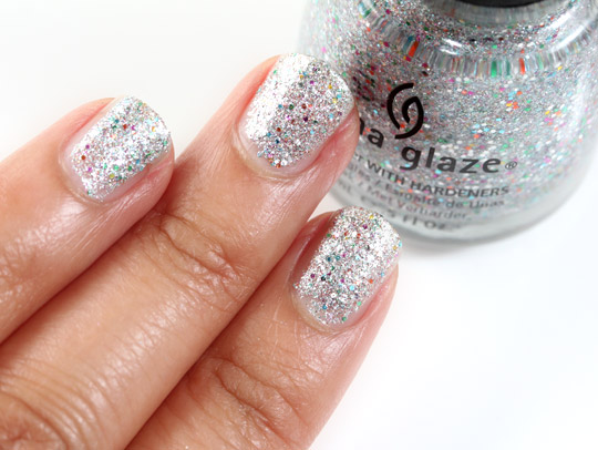 china glaze polarized