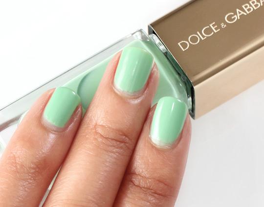 dolce gabbana mint
