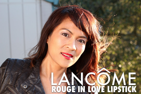 lancome rouge in love lipstick 181 Rouge Saint Honore