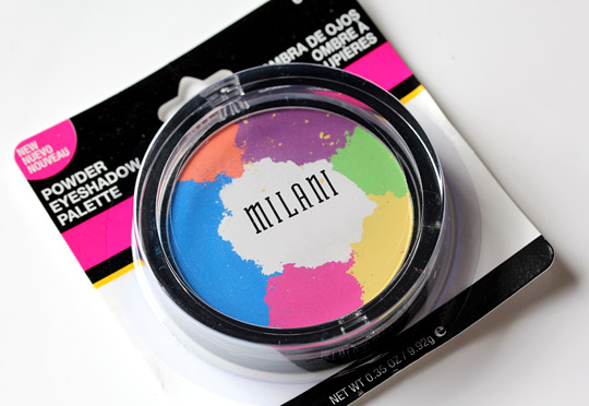 paint powder eyeshadow palette