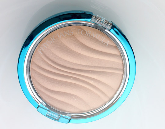 physicians formula mineral wear talc free airbrushing pressed powder 4