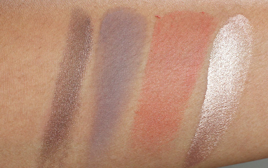 rouge bunny rouge enchanted garden collection swatches