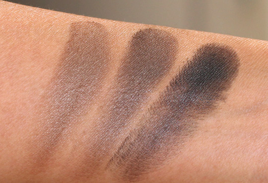sunday riley swatches