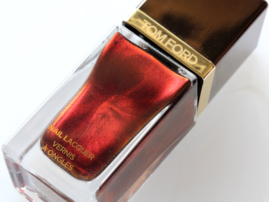 tom ford burnished rouge nail lacquer