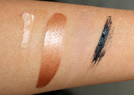 too faced summer 2012 swatches