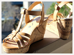 Unisa Kami Wedge Shoe