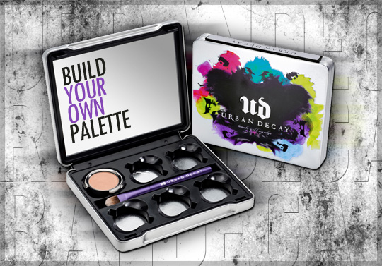 Urban Decay Build-Your-Own Eyeshadow Palette