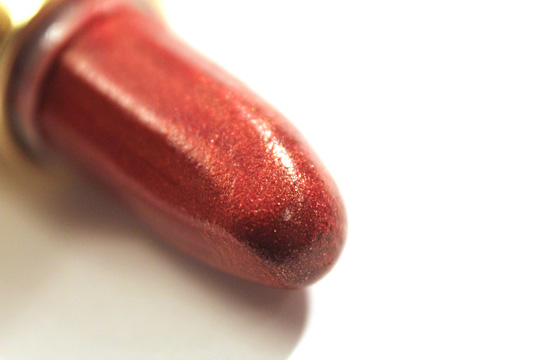 Milani Lipstick in Bonfire