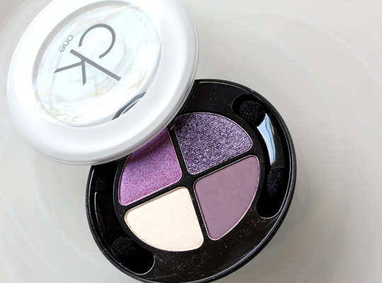 CK One Color Disco Powder Eyeshadow Quad 2